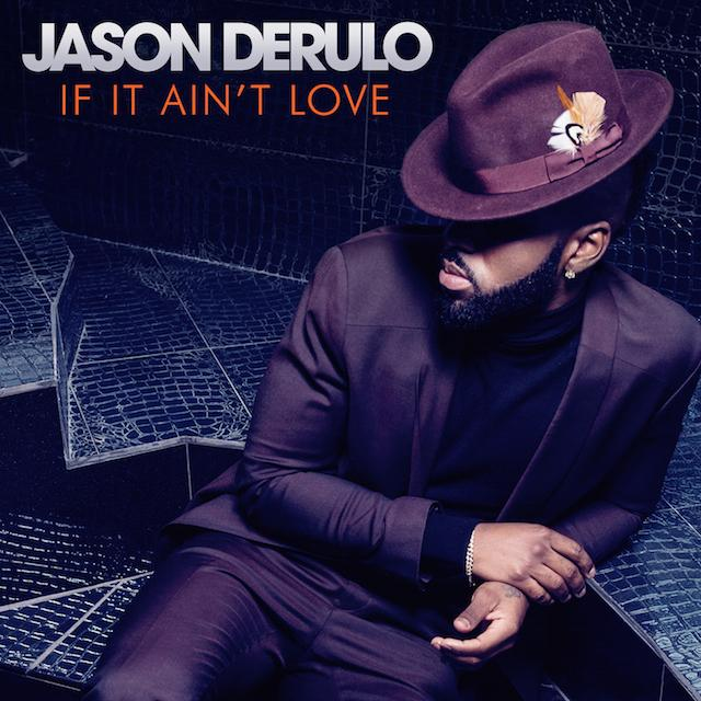 Jason Derulo primeurt nieuwe single If It Aint Love
