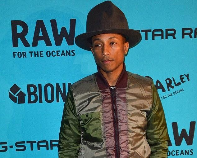 Pharell 8 juli op North Sea Jazz Rotterdam