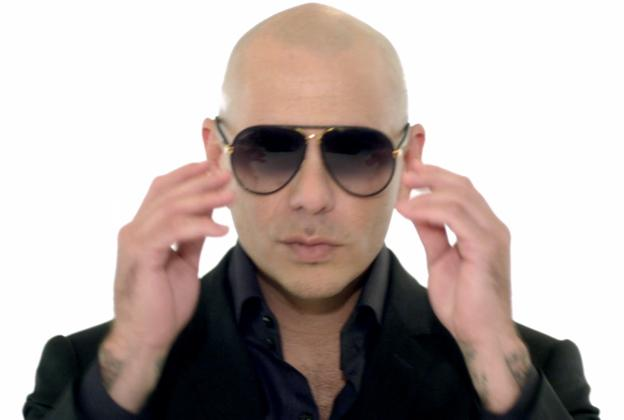 Pitbull primeurt Messin Around feat. Enrique Iglesias