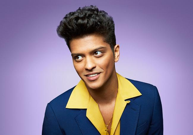 Kaartverkoop Bruno Mars in Ziggo Dome start morgen