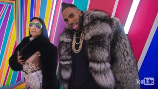 Jason Derulo dropt video voor single Swalla ft.Nicky Minaj